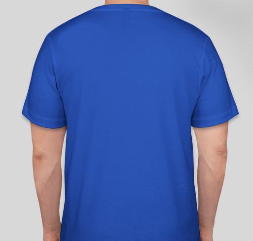 BRRCCC New Building Fund Fundraiser - unisex shirt design - back