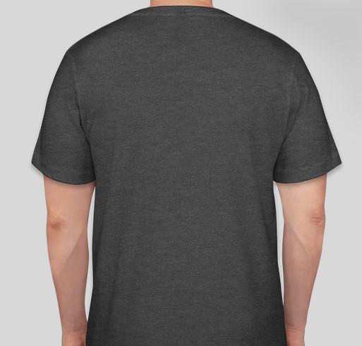 Support El Campito Fundraiser - unisex shirt design - back