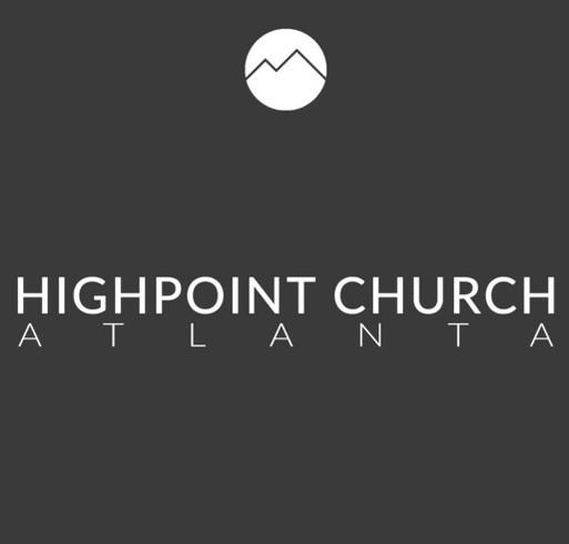 fd15949bd HighPoint Atlanta's First T-Shirts! Custom Ink Fundraising