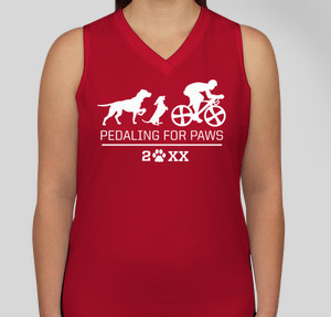 Pedaling for Paws
