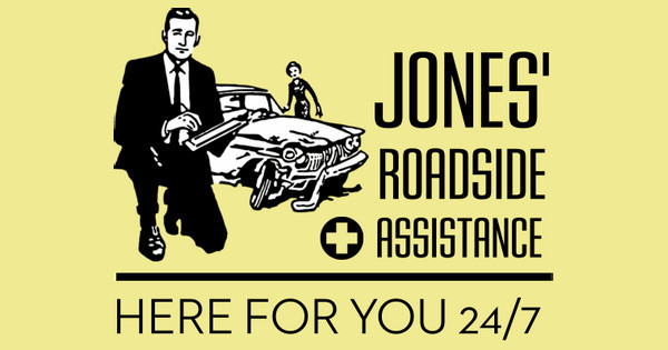 Jones' Roadside Assistance