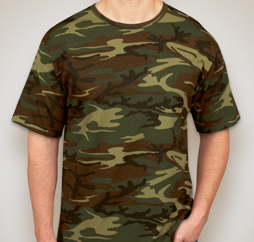custom code 5 digital camo t shirt design short sleeve t