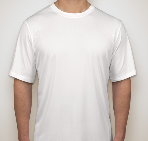 Champion Short Sleeve Performance Shirt - White