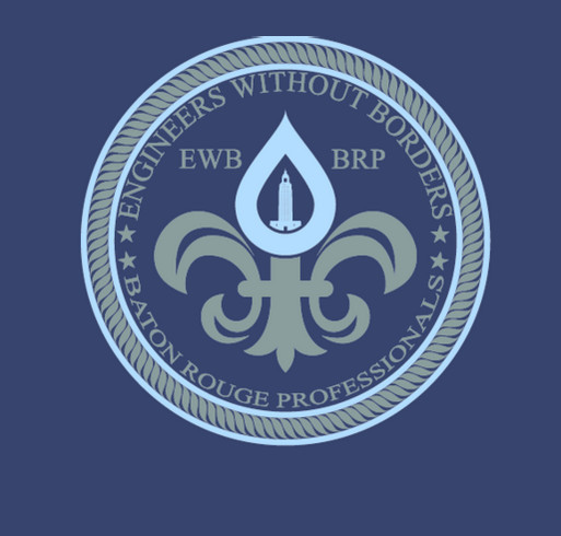 Support EWB-BRP shirt design - zoomed