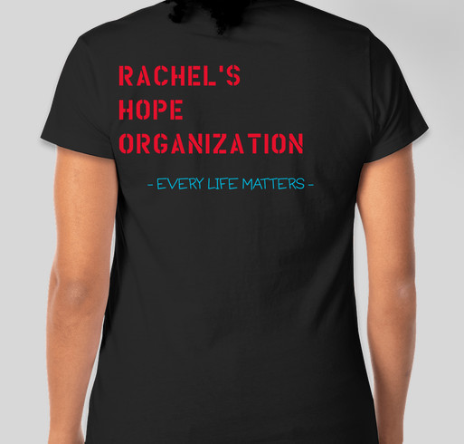 Help our non profit reach our funding goal custom ink for Non profit t shirt fundraiser