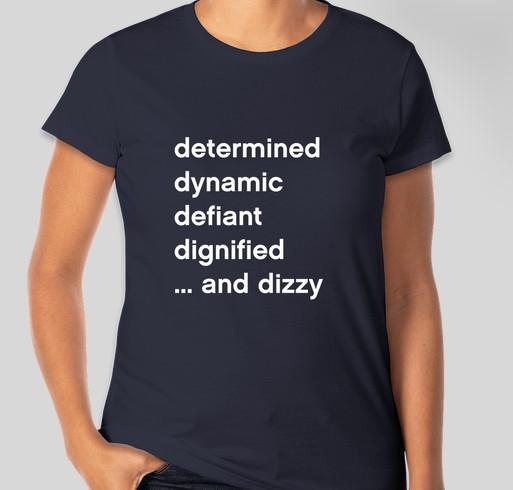 2016 Dysautonomia Awareness Month Fundraiser Fundraiser - unisex shirt design - front