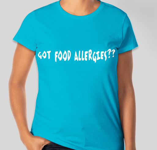 FPIES Awareness! Fundraiser - unisex shirt design - front