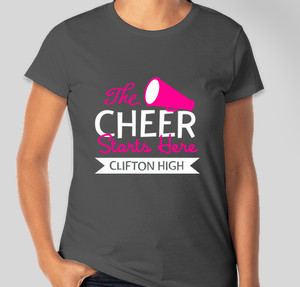 The Cheer Starts Here