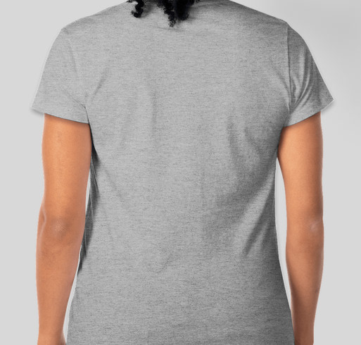 Friends of Hoboken Charter School 2018 Fundraiser - unisex shirt design - back