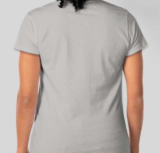 Tintabulations Tour Fund Fundraiser - unisex shirt design - back