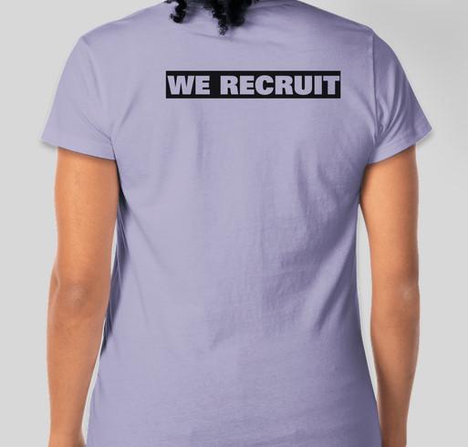 Support the Lesbian Avenger Documentary Project Fundraiser - unisex shirt design - back