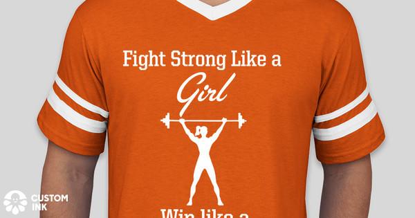 Team aspen an angel fighting leukemia custom ink fundraising for Custom t shirts canada no minimum