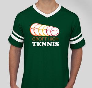 Tennis t shirt design ideas