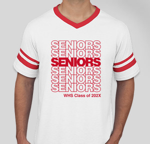 eac78456228e Senior T-Shirt Designs - Designs For Custom Senior T-Shirts - Free ...