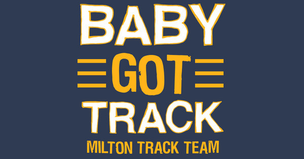 track t-shirt designs