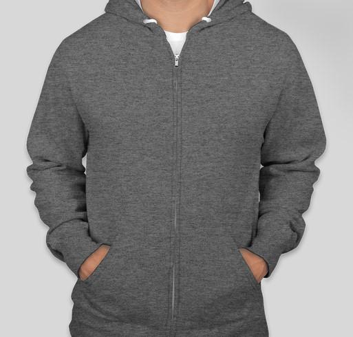 Sweatshirts (new colors!) in Support of Oakland International High School! Fundraiser - unisex shirt design - front