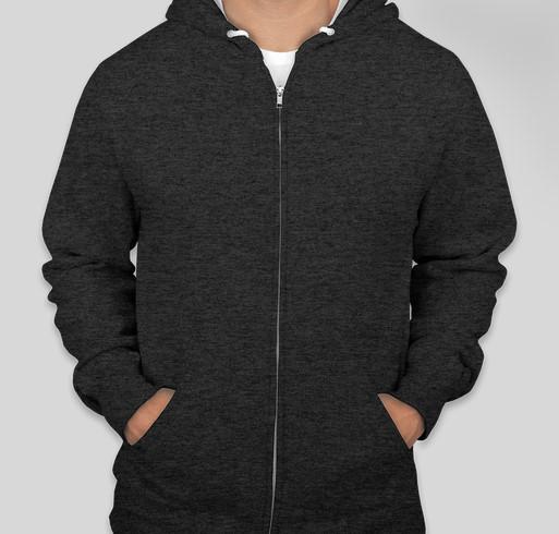 Sweatshirts (new colors!) in Support of Oakland International High School! Fundraiser - unisex shirt design - back