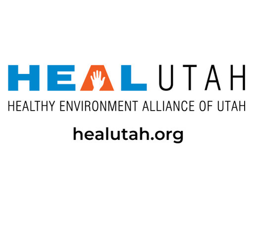 HEAL Utah's 50th Earth Day Anniversary T-Shirt Sale shirt design - zoomed