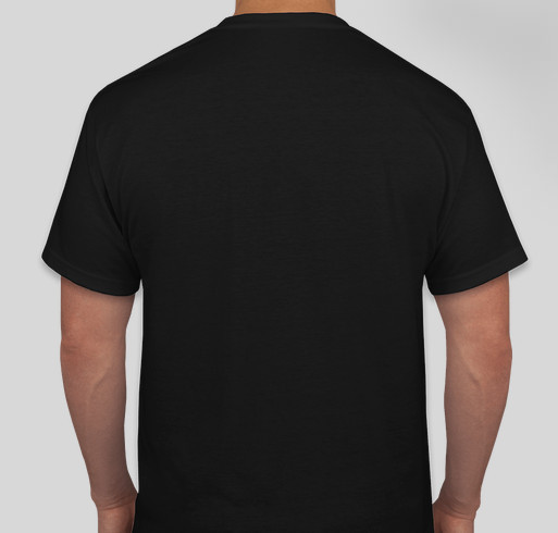 Station 8 Strong Fundraiser - unisex shirt design - back