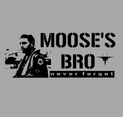 I'm Moose Fontenot's Bro! shirt design - zoomed
