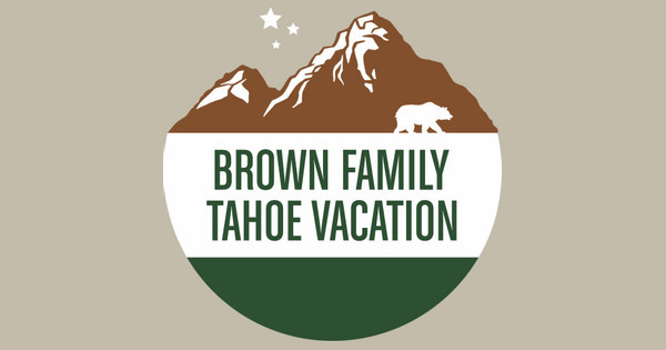 Tahoe Vacation