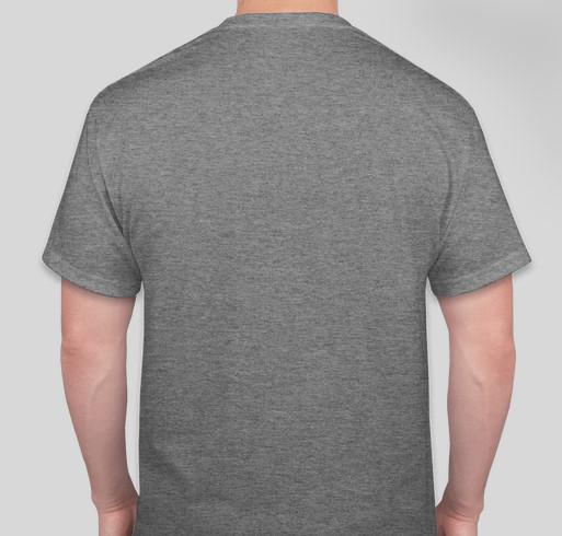 Dads Club shirts! Fundraiser - unisex shirt design - back