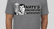 Nate's Bachelor Weekend