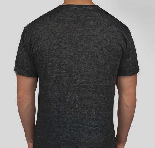 Iowa Skilled Trades Original Fundraiser - unisex shirt design - back