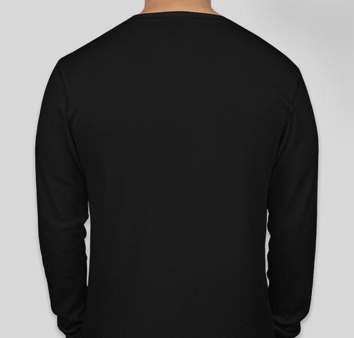 Cane Corso - Canine Epilepsy Project Fundraiser Part 3 Fundraiser - unisex shirt design - back