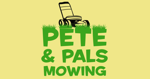 Pete and Pals Mowing