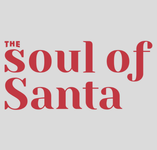 The Soul of Santa Tumbler shirt design - zoomed
