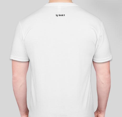 Be Kind Project Fundraiser - unisex shirt design - back