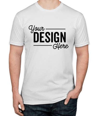 Next Level Jersey T-shirt - White