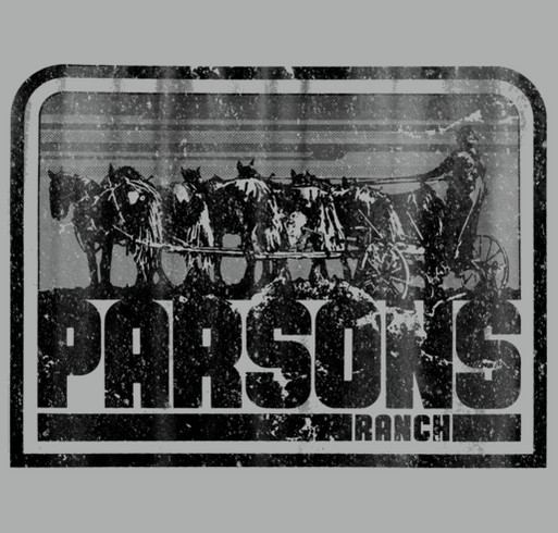 The Charles M. Parsons Scholarship Fund shirt design - zoomed