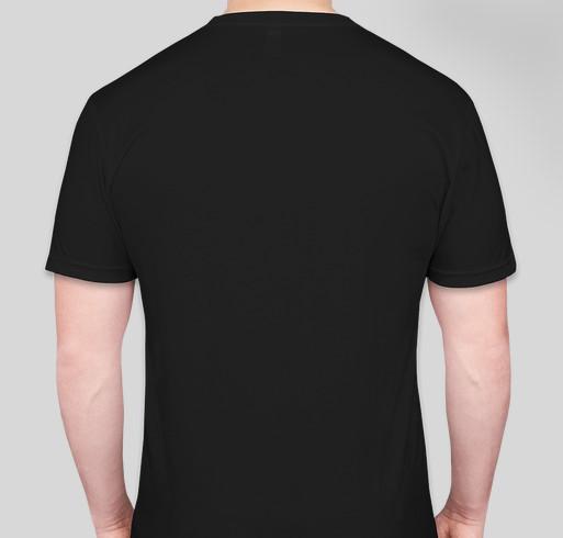 M1M Shirts Are Here! Fundraiser - unisex shirt design - back