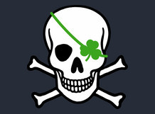 Shamrock Pirate