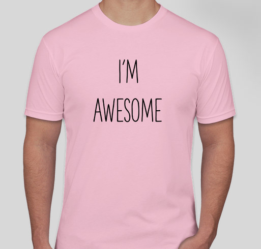 Would you like to buy an awesome shirt? Fundraiser - unisex shirt design - front
