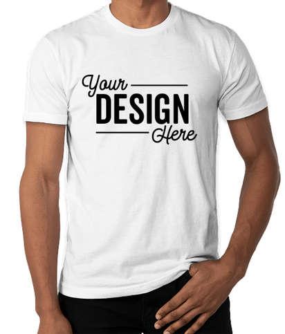 Next Level Jersey Blend T-shirt - White