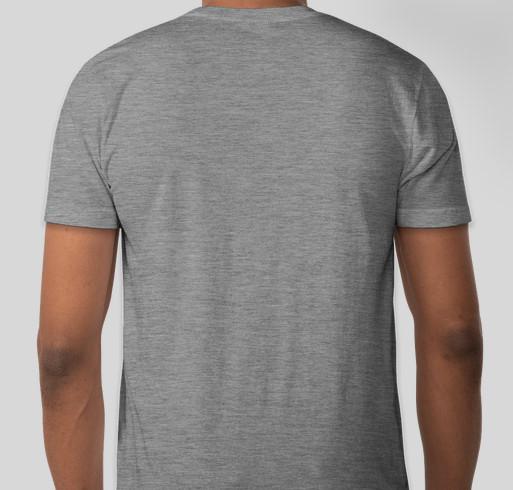 Best Little BrewPass in Texas Fundraiser - unisex shirt design - back