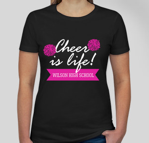 Cheer is Life!