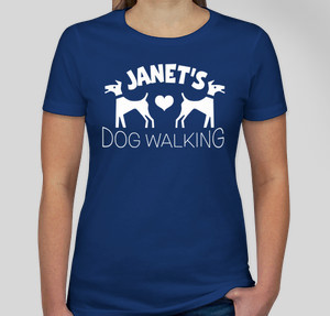 Janet's Dog Walking