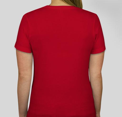 Drama Learning Center Spring Fundraiser Fundraiser - unisex shirt design - back