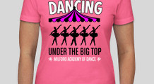 Dancing Under The Big Top