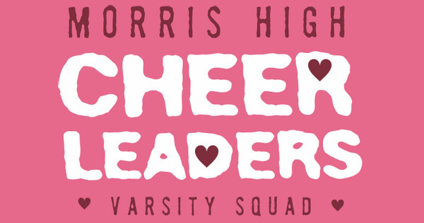 Morris Cheerleaders