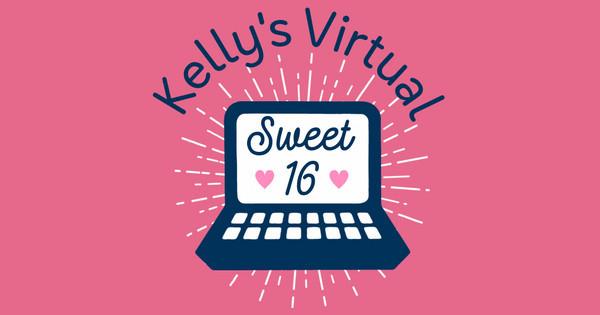 virtual sweet 16 birthday