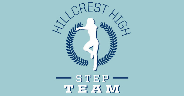 Hillcrest Step Team
