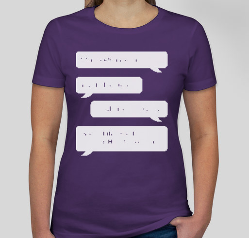 We need to chat! Kids have strokes too Fundraiser - unisex shirt design - front