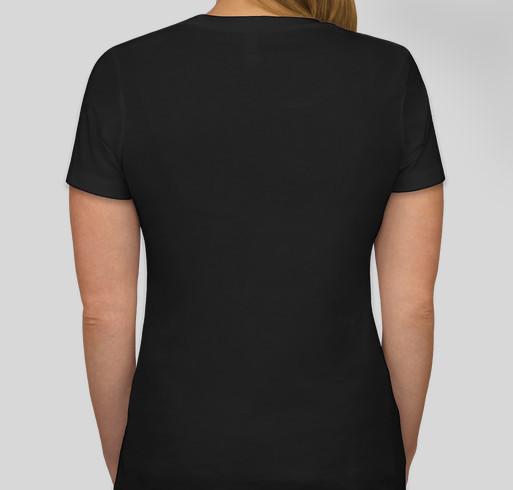 COVID-19 Small Business Support Fundraiser - unisex shirt design - back