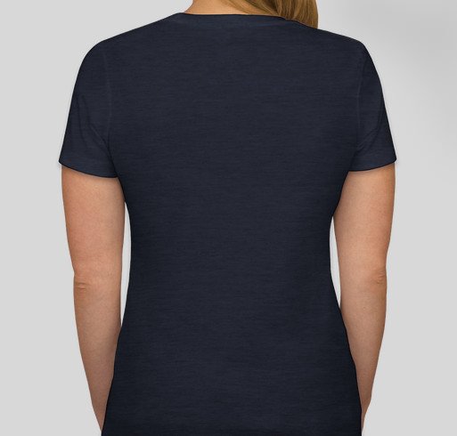 Declare Your Right to Vote in 2020! Fundraiser - unisex shirt design - back