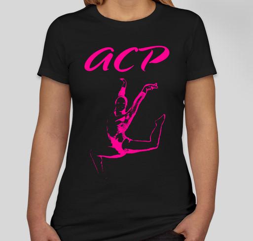 Annia Cares Project Fundraiser - unisex shirt design - front